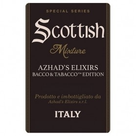Azhad's Bacco e Tabacco Scottish Mixture Aroma Istantaneo