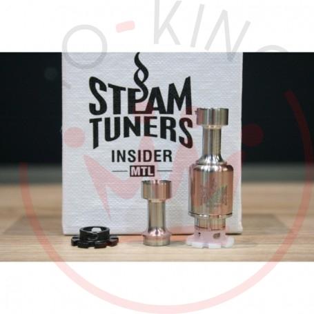 Steam Tuners The Insider MTL Per Billet Box