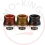 Snakeskin Drip Tip In Resina 510 Orange