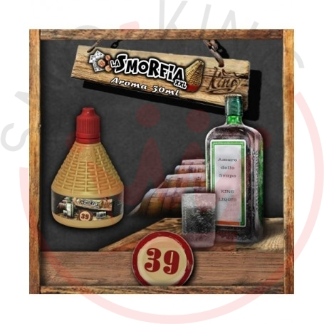 La Smorfia XXL N.39 Aroma 30 ml