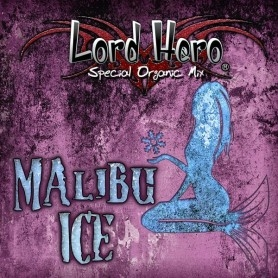 LORD HERO Malibu' Ice Flavour 10ml