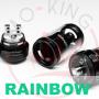 Icloudcig Moradin 25 Atomizer 25mm Rainbow