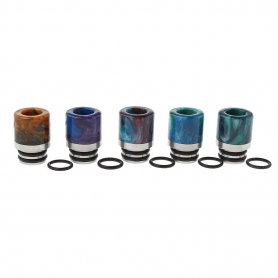 Drip Tip 510 Color Resin