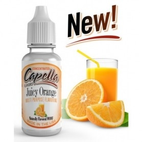 Capella Flavors Juicy Orange Aroma 13 ml