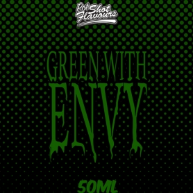 Pot Shot Flavour Green with Envy 50ml Mix