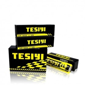 TESIYI Battery 18650 40a 2600mah