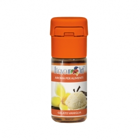 Flavourart Gelato Vaniglia Aroma 10 ml
