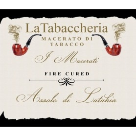 La Tabaccheria Latakia Macerated Solo 10ml