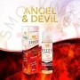 Super Flavor Angel & Devil 0 Mg 50ml+10ml Mix&vape