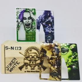 TSC MOD Barrett Box Joker White