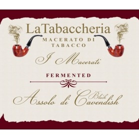 La Tabaccheria Macerato Assolo di Black Cavendish 10ml