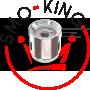 Eleaf iStick Pico 21700 100W Kit Ello TC 2ml Black