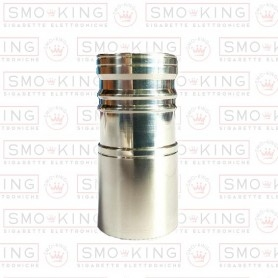 Sasà Mods T22 Small Stainless Steel Mechanical Tube