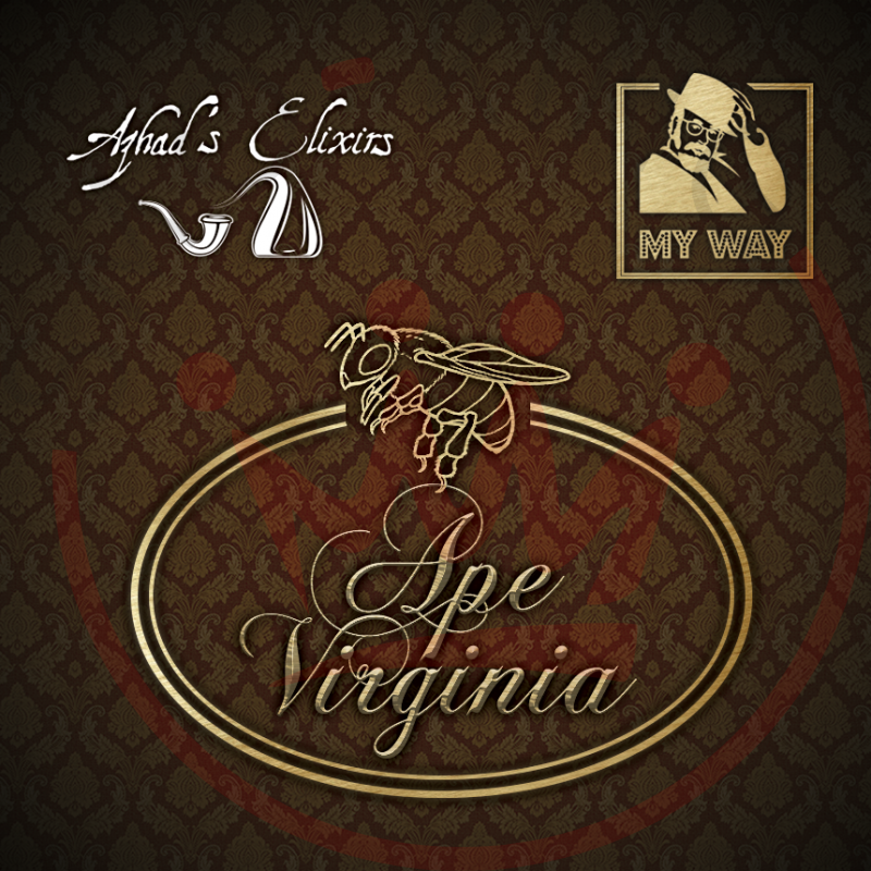 Azhad Elixirs Ape Virginia Aroma 10 ml