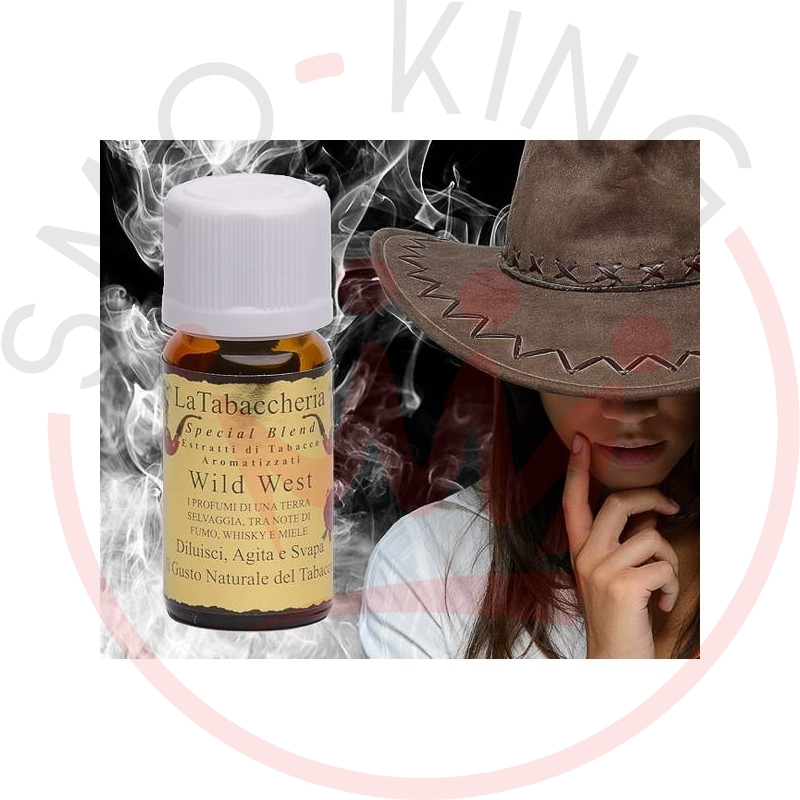 La Tabaccheria Special Wild West Aroma