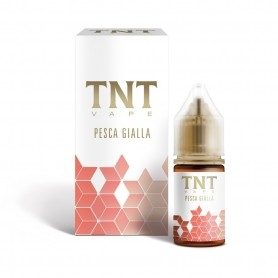 TNT Vape Yellow Peach Aroma 10 ml