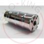 Iron Steam Ruby Mechanical Mod 18350