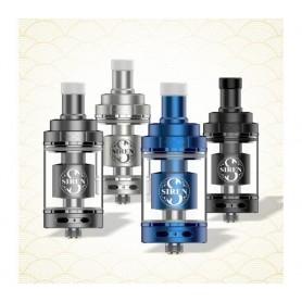 Digiflavor Siren 2 GTA MTL 24mm Atomizzatore Blu