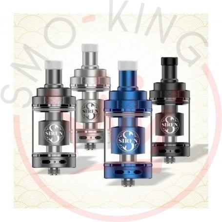 Digiflavor Siren 2 GTA MTL 24mm Atomizer Blue