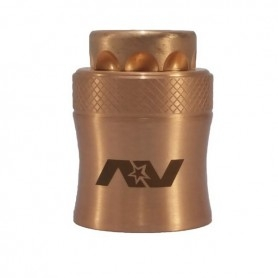 AVID LYFE Captain Ii Caps Copper For For the Battle Deck By Avid Lyfe Styled