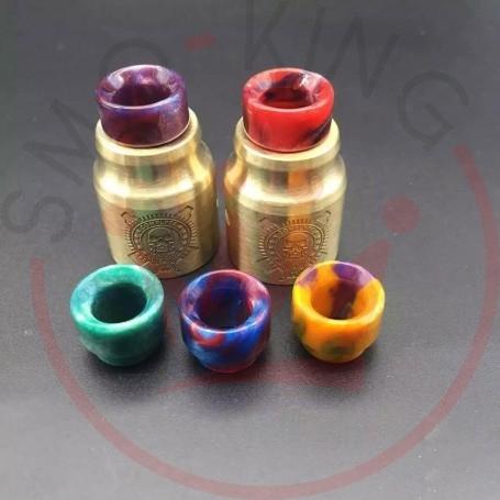 Drip Tip Wire Bore Multicolor