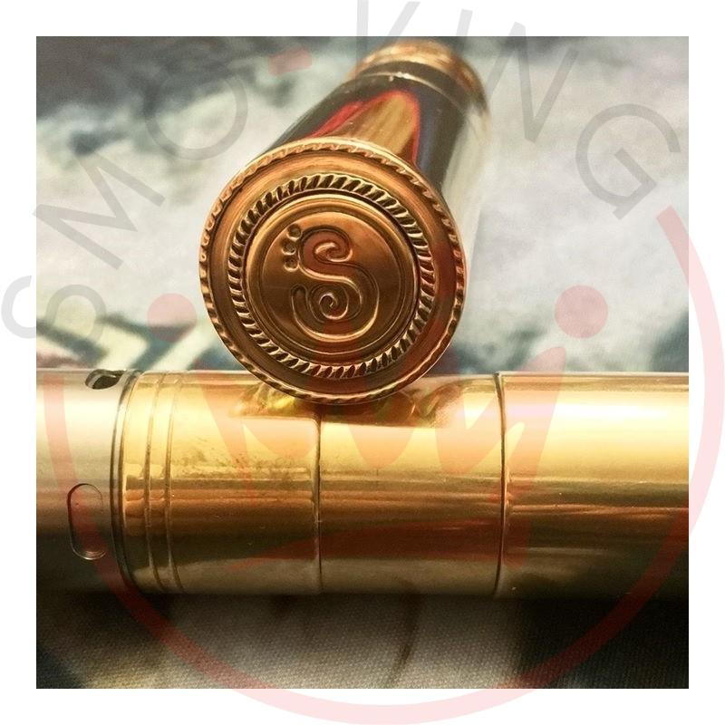 Sasà Mods T24 Brass Tubo Meccanico