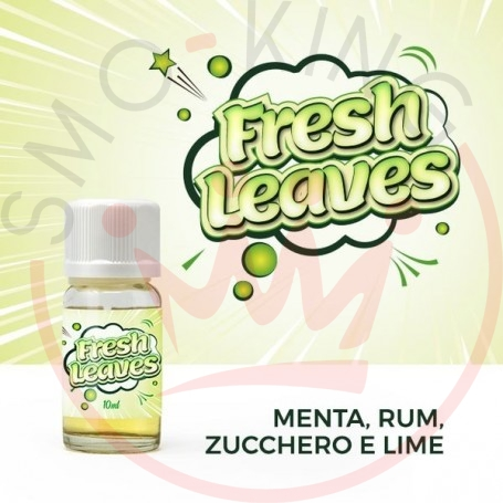 Super Flavor Fresh Leaves Aroma 10 ml