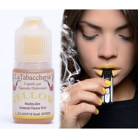 La Tabaccheria Yellow Nicotine Eliquid