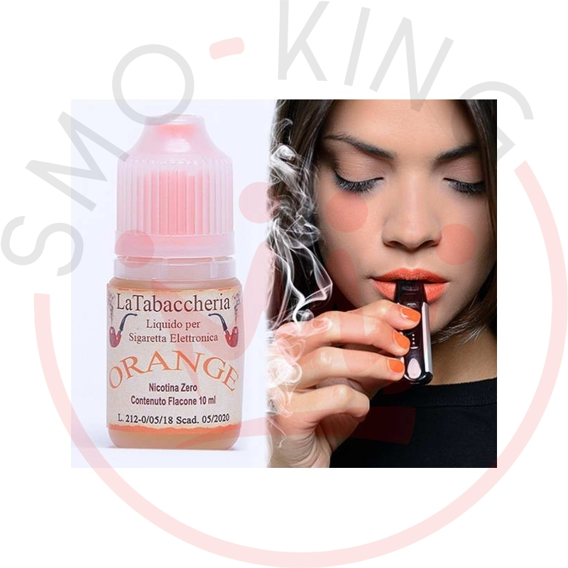 La Tabaccheria Orange Nicotine Eliquid