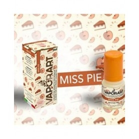 Vaporart Miss Pie 10 ml Nicotine Ready Eliquid