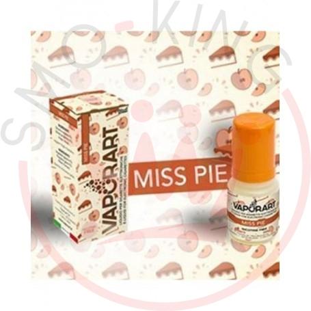 Vaporart Miss Pie 10 ml Liquido Pronto Nicotina