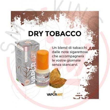 Vaporart Dry Tobacco 10 ml Liquido Pronto Nicotina