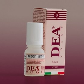 Dea Flavor Vogue 10 ml Liquido Pronto Nicotina