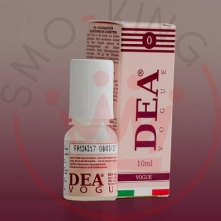 Dea Flavor Vogue 0 mg Liquid Ready 10ml