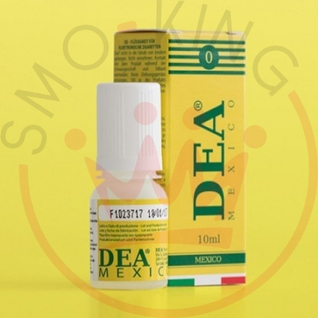 Dea Flavor Mexico Liquido Pronto 10ml 0 mg