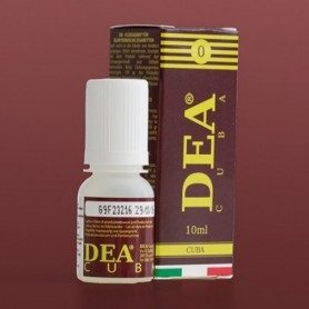 Dea Flavor Cuba 10 ml Nicotine Ready Eliquid