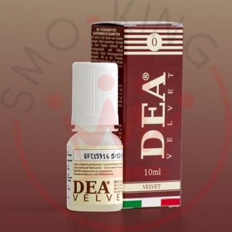 Dea Flavor Velvet Liquido Pronto 10ml 0 mg