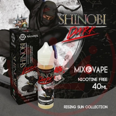 Valkiria Shinobi Dark 40 ml Mix