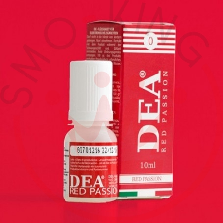 Dea Flavor Red Passion Fragola 10 ml Liquido Pronto Nicotina