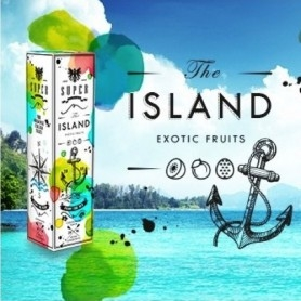 Super Flavor The Island 50 ml Mix
