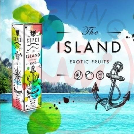 Super Flavor The Island 50 ml Mix