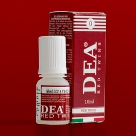 Dea Flavor Red Twins Cherry 10 ml Nicotine Eliquid