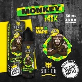 Super Flavor Monkey Mix 50 ml Mix