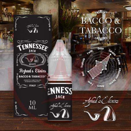 Azhad Tennessee Jack 10 ml Nicotine Eliquid