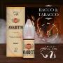 Azhad Amaretto 10 ml Liquido Pronto Nicotina