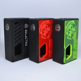Galactika Medusa Black Special Mod Bottom Feeder