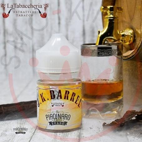 Il Piadinaro dello Svapo JK Barrel Aroma 20 ml