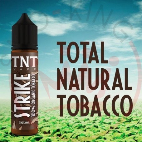 TNT Vape Strike Tobacco Aroma 20 ml