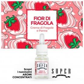 Super Flavor Fior Di Fragola Aroma 10ml
