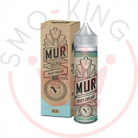 Mur Vaplo Crazy Cat Lady 50 ml Mix